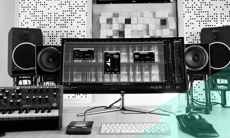 Usługa mix mastering
