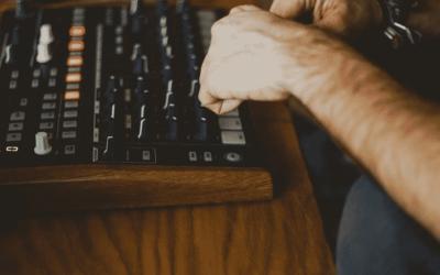 Jak nagrać syntezator analogowy? Nagraj analogowy syntezator wAbletonie!