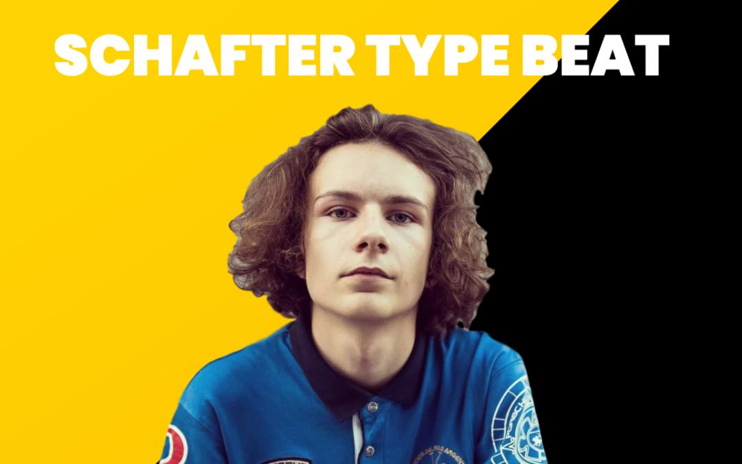 SCHAFTER Type Beat | Bit wstylu trap | VIBE
