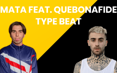 "Mata type beat Ft. Quebonafide | Bit w stylu trap | ""CHILLAND"""