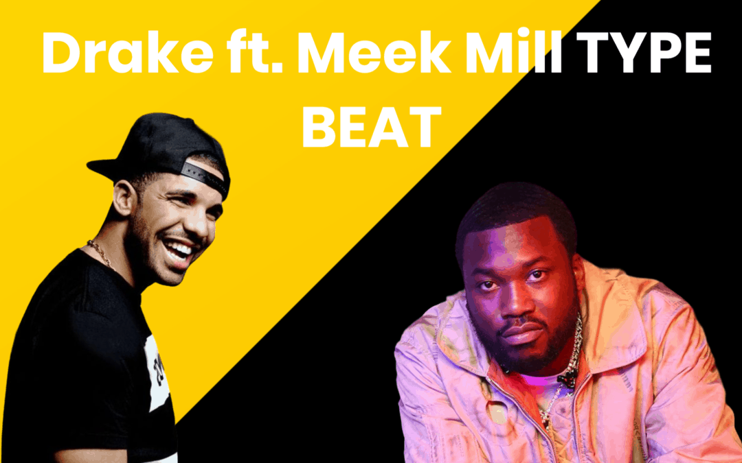 "Drake type beat Ft. Meek Mill | Bit w stylu trap | ""SNAKE"""
