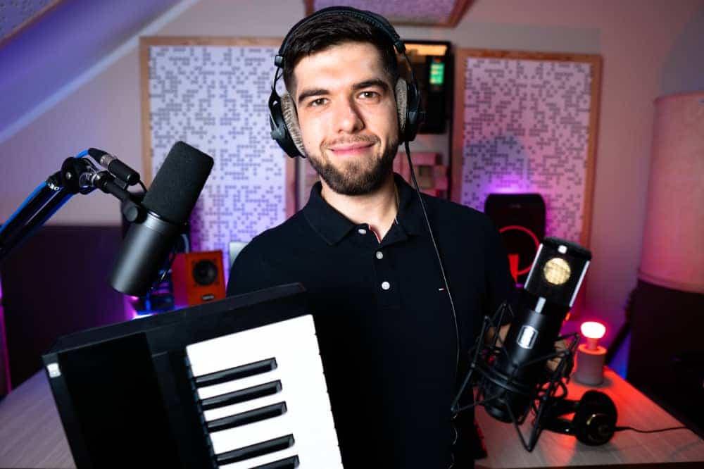 Tomasz Moskalski założyciel Hugiz Records